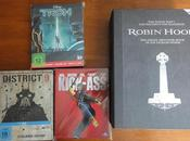 [Arrivage Blu-ray] Tron Legacy, Kick-Ass, District Robin Hood Collector #Steelbook