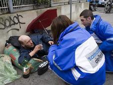Fermeture Samu Social Paris femmes