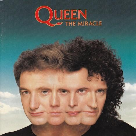 Queen #1-The Miracle-1989
