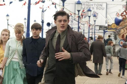 Sam Riley - Brighton Rock de Rowan Joffe - Borokoff / Blog de critique cinéma