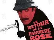 retour Panthère Rose