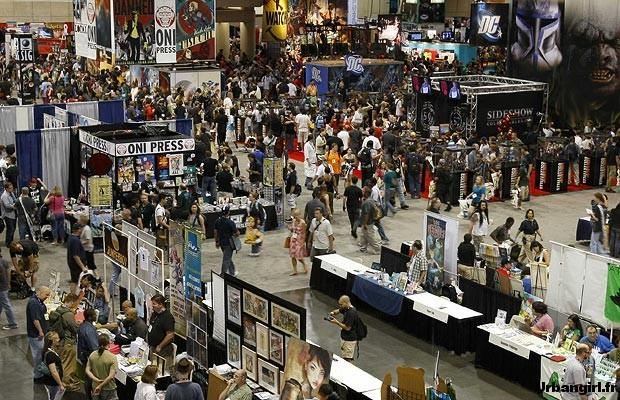 Le Comic Con, la Mecque des Nerds…welcome Girls !
