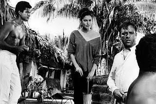 La Nuit de l'iguane de Tennessee Williams
