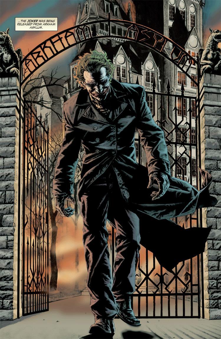 Critique Joker Le Pire Ennemi De Batman Est Le Heros De L