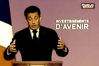 La Très Grande Conférence du Très Grand Sarkozy