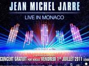 concert Jean Michel Jarre direct Internet