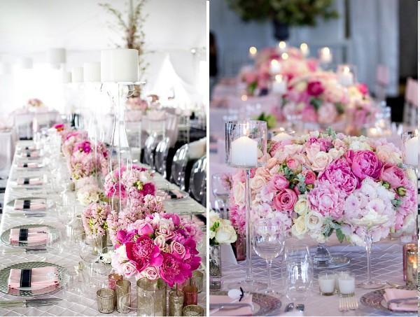 Le Rose Dans La Deco : Decoration de mariage theme bonbon À lire