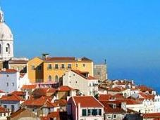 Lisbonne belle verte…