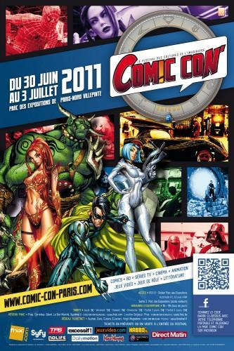 comic con,comic con paris,japan expo,namco bandai,j. scott campbell,salon,merlin,noob,comics
