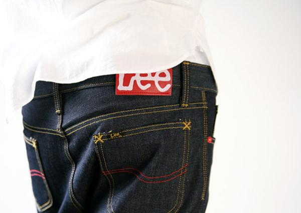 BEDWIN X LEE – HOLLY ORIGINAL FIT DENIM PANTS RAW