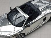 Chrome Audi Spyder