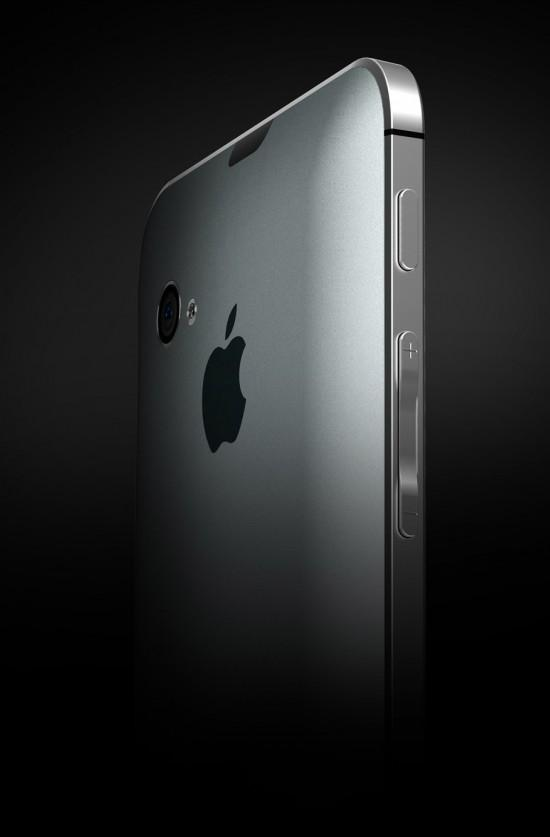 Image apple iphone 5 concept 4 550x837   iPhone 5 Concept