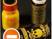Drogues: bientôt tous poppers interdits vente