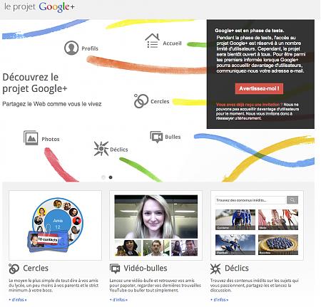Google+ va-t-il réussir à contrer Facebook ?