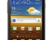 coup d'oeil Samsung Galaxy