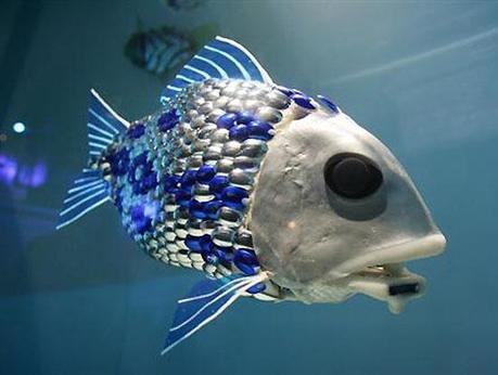 Des poissons robotisés pour sauver nos Océans?