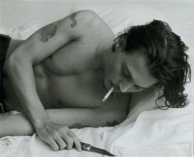 La filmographie de Johnny Depp en une illustration avec un jeu inside