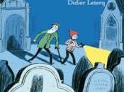 Théo l'énigme diamants, Didier Leterq