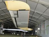 Solar Impulse retourne Payerne