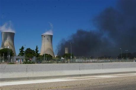 Accident à la centrale nucléaire de Tricastin ?