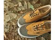 Vans California Wingtip 'Wool Pack' Automne 2011