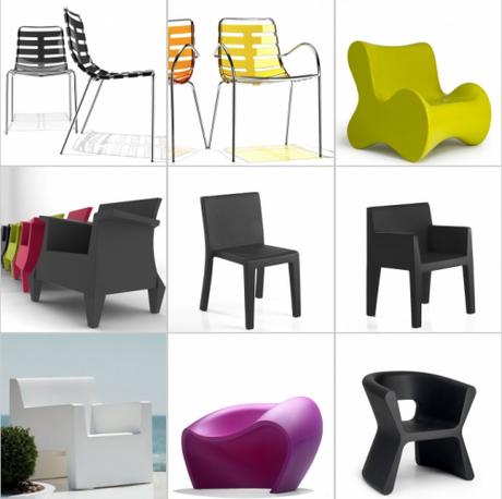 Les plus beaux fauteuils et chaises outdoor ! | À Découvrir