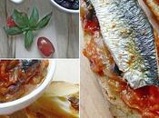 Tartines Sardines Fraîches Chutney Tomates Olives