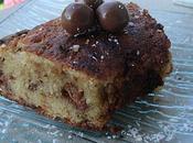 Gâteau coco l'amande éclats maltesers