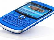 Sony Ericsson lance smartphone txt, pour fondus textos