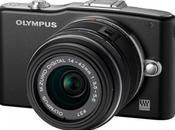 News série compacts hybrides chez Olympus