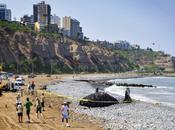 Sensibilisation écologique originale Pérou Campagne contre pollution