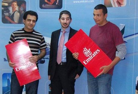 Concours Emirates Airline