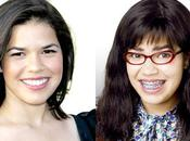 Star Ugly Betty America Ferrera mariée