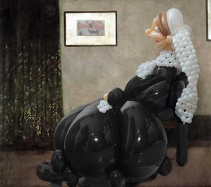 Arrangement en Noir et Gris, James McNeill Whistler