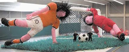 Football, Larry Moss