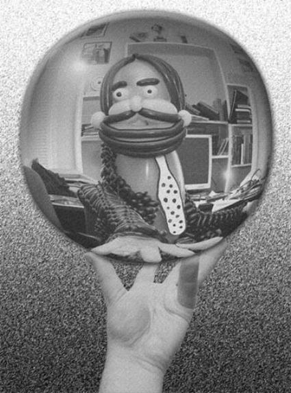 Autoportrait, M.C. Escher