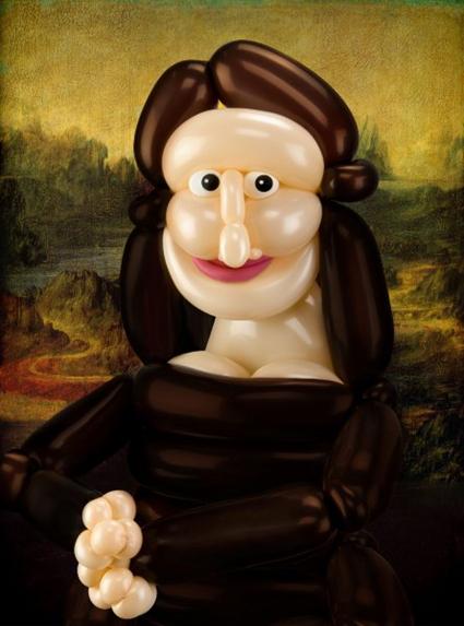 Mona Lisa, Léonard de Vinci