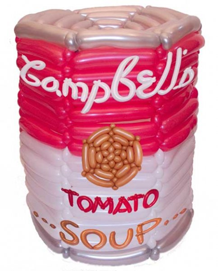 Campbell's Soup Can, Andy Warhol