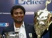 Echecs Paris Arun Prasad vainqueur l'Open Fide