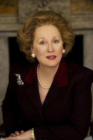 The Iron Lady, trailer