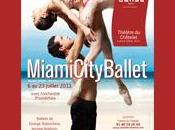 Festival Étés Danse 2011 avec Miami City Ballet jusqu'au juillet Théâtre Châtelet