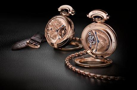 Bovet Tourbillon 7-jours Aiguillage Inversé Only Watch 2011