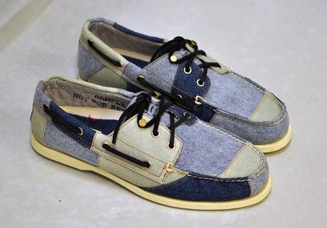 BAND OF OUTSIDERS FOR SPERRY TOP-SIDER – S/S 2012 COLLECTION