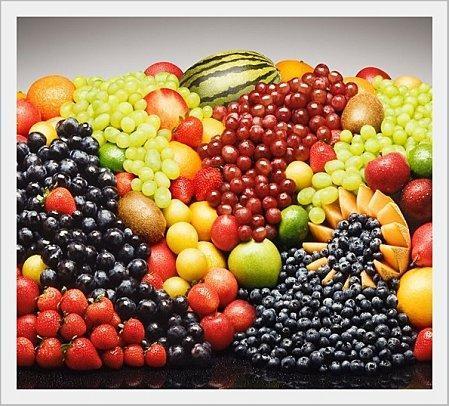 FRUITS D ETE