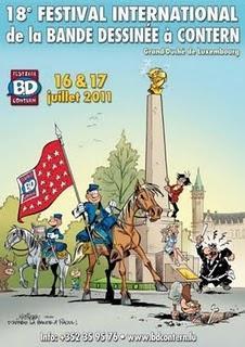 Festivals BD de l'été 2011 (épisode 4)