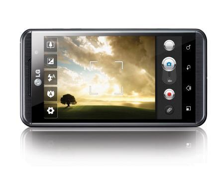 LG Optimus 3D horizontal