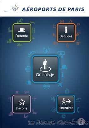 Aéroports de Paris teste actuellement une solution de localisation GPS indoor
