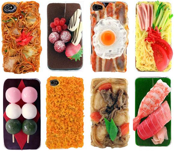 iMeshi Japanese Food iPhone Cases 1 iMeshi : plats japonais ou coques iPhone ?