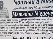 Google+, Facebook Mamadou