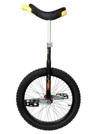 Freeride en monocycle